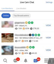 Adultfriendfinder Mobile App