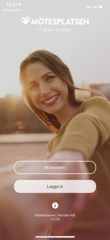 Motesplatsen App