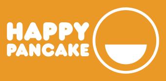 Happy Pancake Logo