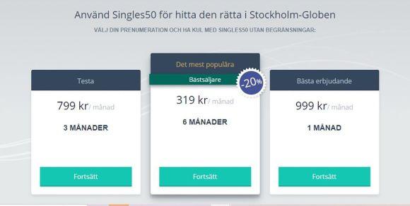 Single50 Betalning